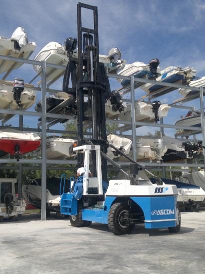 Ascom Forklift
