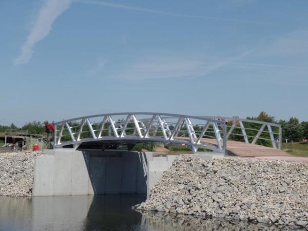 Brücke Belantispark Leipzig